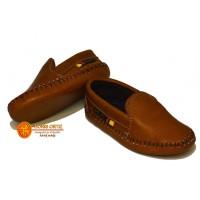 zapatos en cuero