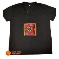 Camisas con Mola Negra