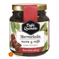 Mermelada de Mora y Café de 150 Gramos