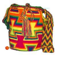 Mochila Wayuu Diseño 2