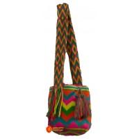 Mochila Wayuu Diseño 3