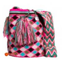 Mochila Wayuu Diseño 5
