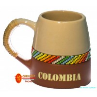 Mugs Bajo Relieve Colombia